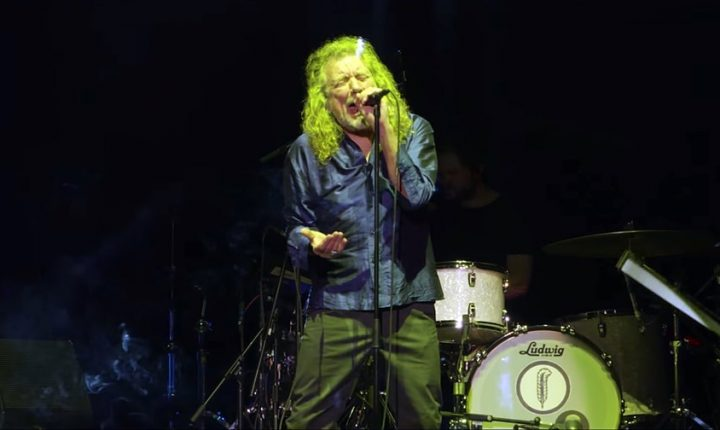 See Robert Plant's Dusky 'May Queen' Video