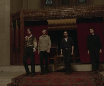 Watch Iceage Perform at Masonic Temple in 'The Day the Music Dies' Video