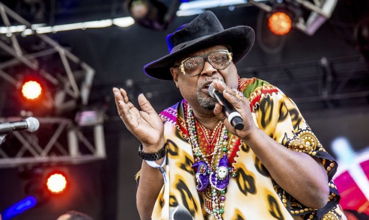 George Clinton to Retire From Touring in 2019