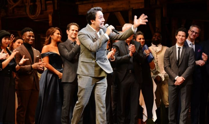 'Hamilton': Hear 'First Draft' Version of Showstopper, 'Burn'