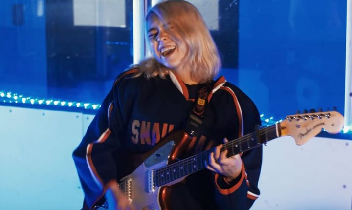 Watch Snail Mail Take On Hockey Brawl in New Video for 'Heat Wave'