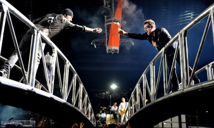 U2's Enormous Claw Stage to Become Permanent Installation