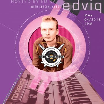 Electrosteam show (Episode #8) with Edviq