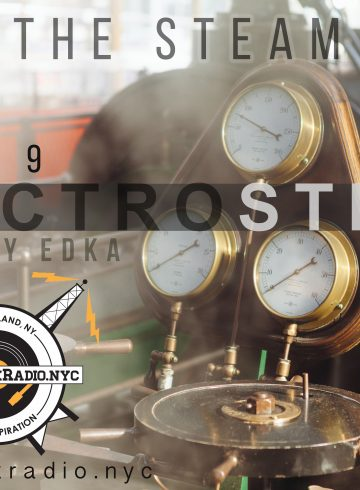 Electrosteam show (episode #9)