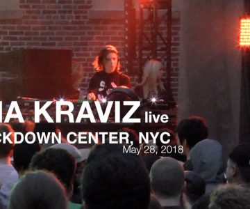 Nina Kraviz at Knockdown Center, New York – 05.28.2018