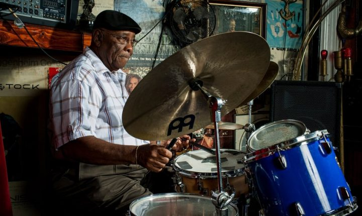 James Brown Drummer John 'Jabo' Starks: 5 Classic Tracks