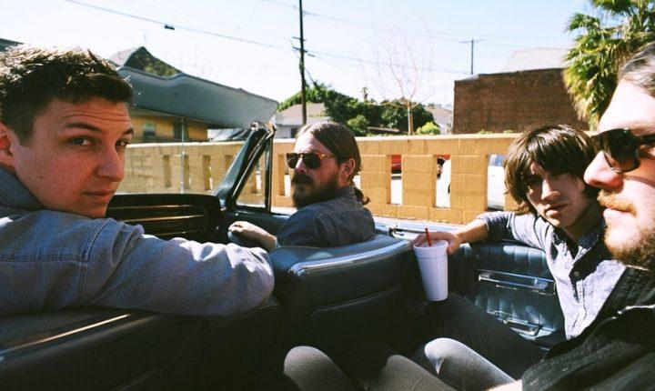 Arctic Monkeys Start Over