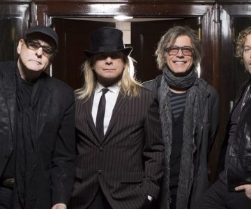 Hear Cheap Trick's Hard-Hitting New Song From 20th Record