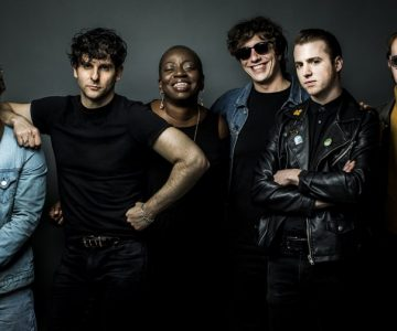 Rock Revivalists Low Cut Connie Won't Be Put in a Box