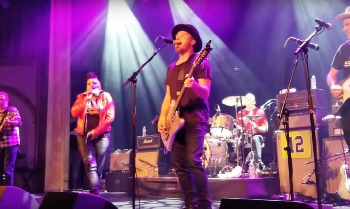 Watch Mother Love Bone Reunite for First Live Show in Eight Years
