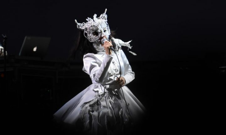 Watch Bjork's Stunning First TV Performance in Eight Years