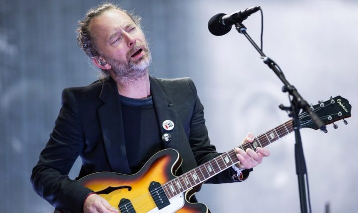 Watch Thom Yorke Debut Radiohead's 'Spectre' Live