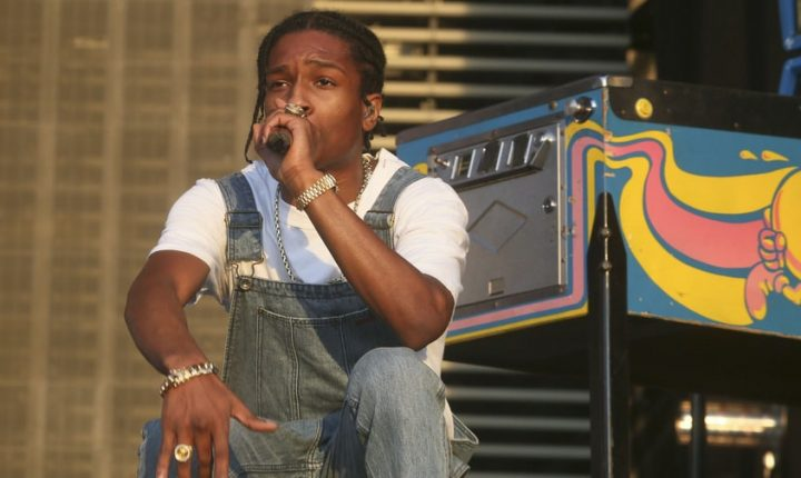 A$AP Rocky Taps Frank Ocean, Ms. Lauryn Hill for New 'Testing' LP