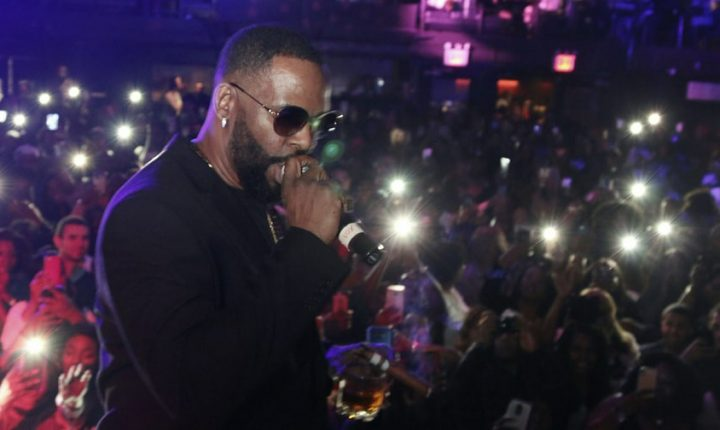 Spotify Removes R. Kelly From Playlists, But Keeps Controversial Singer on Service