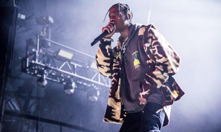 Hear Travis Scott's New Song 'Watch' featuring Kanye West, Lil Uzi Vert