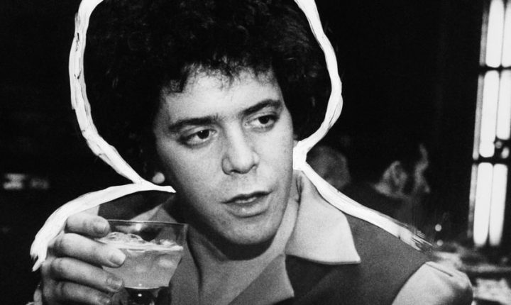 Lou Reed, Poet: A New Book Sheds Light on the Late Icon's Literary Side