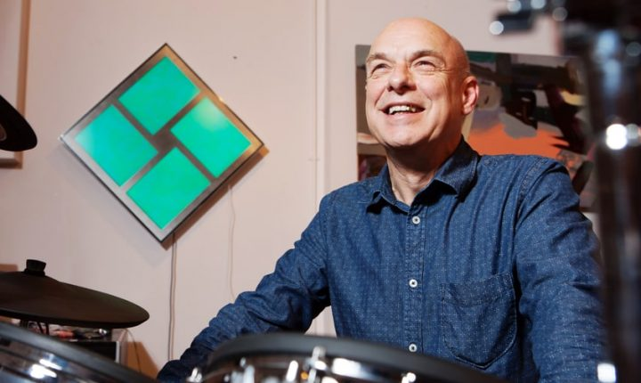 'Isn't This Amazing?': Brian Eno's Boundless Curiosity