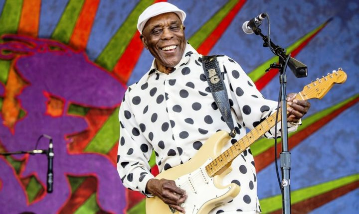Buddy Guy Recruits Mick Jagger, Keith Richards for New Album