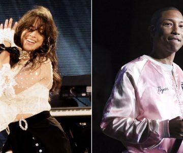 Hear Camila Cabello, Pharrell's Playful Salsa Song 'Sangria Wine'