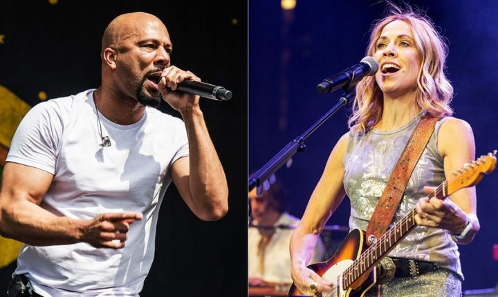 Common, Sheryl Crow Join Recording Academy Inclusion Task Force
