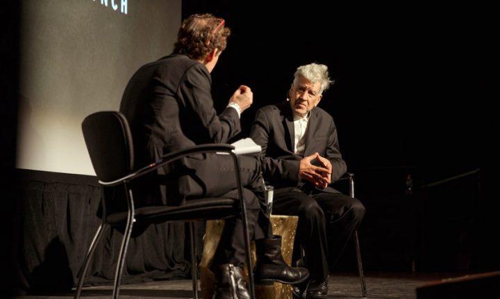 David Lynch Talks 'Blue Velvet,' Heavy Metal and Why He Loves 'Dream Logic'