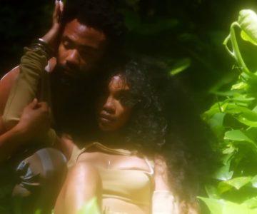 Watch SZA, Donald Glover in Vivid 'Garden (Say It Like Dat)' Video