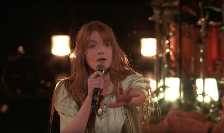 'The Voice': Watch Florence and the Machine's Roaring Finale Performance