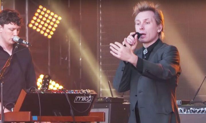 See Franz Ferdinand's Mini-Concert of New 'Always Ascending' Songs on 'Kimmel'
