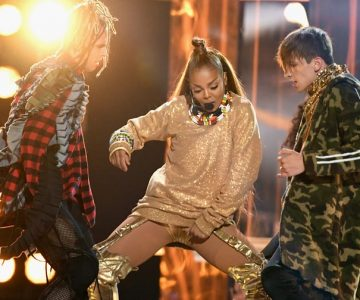 BBMAs: Watch Janet Jackson Perform 'Nasty,' Salute #MeToo in Award Speech