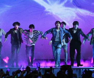 BBMAs: See BTS' Angst-Ridden Performance of New Song 'Fake Love'
