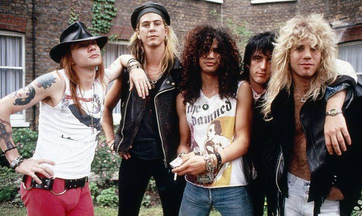 Guns N' Roses Detail Massive 'Appetite for Destruction' Box Set
