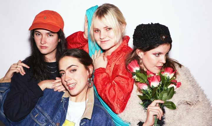 Hinds Are Living Their Rock & Roll Dream