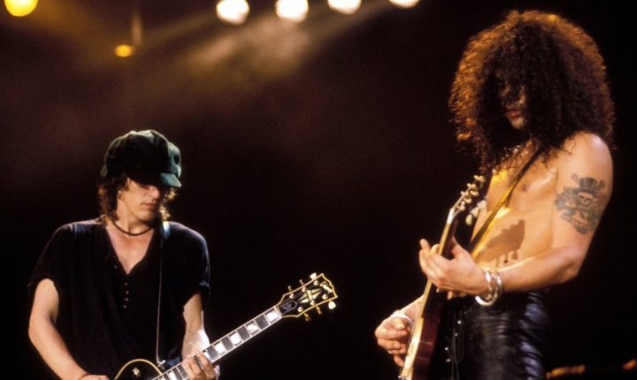 Izzy Stradlin Talks Skipping Guns N' Roses Reunion