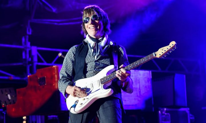 Jeff Beck Talks Eric Clapton Rivalry and What Motown Taught Him