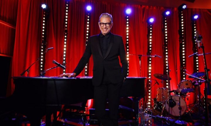 Jeff Goldblum Preps Debut Jazz Album