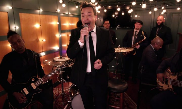 Watch Jimmy Fallon, the Roots Cover Billy Vera's 'At This Moment'