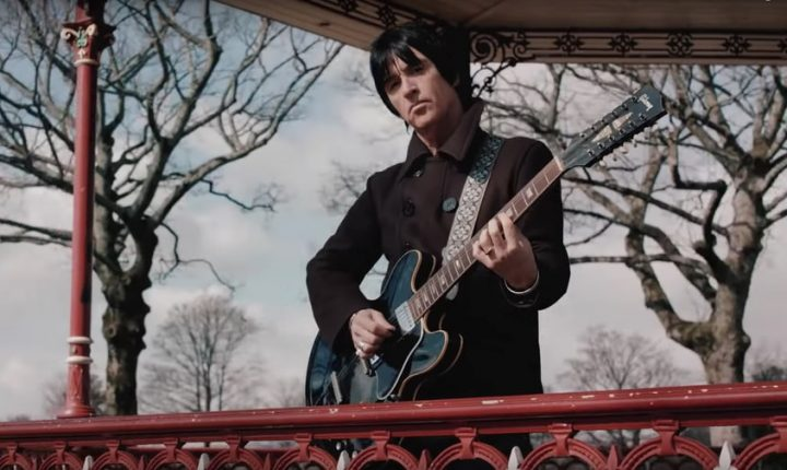 Watch Johnny Marr's Video for 'Catchy' New Song 'Hi Hello'