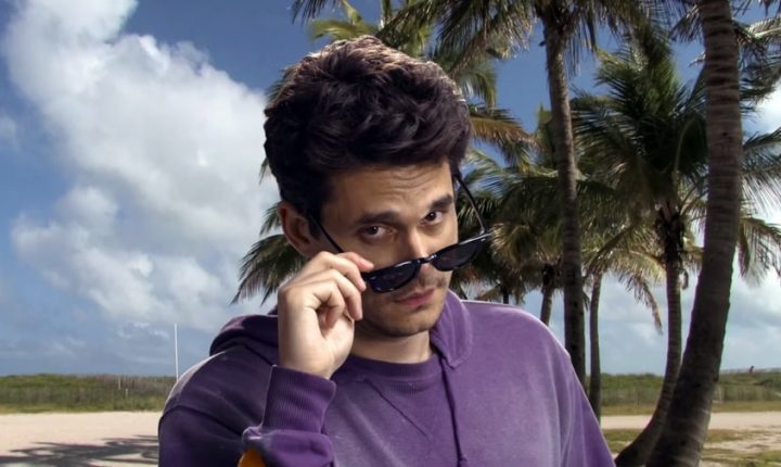 Watch John Mayer Embrace Corny Green-Screen Magic in 'New Light' Video