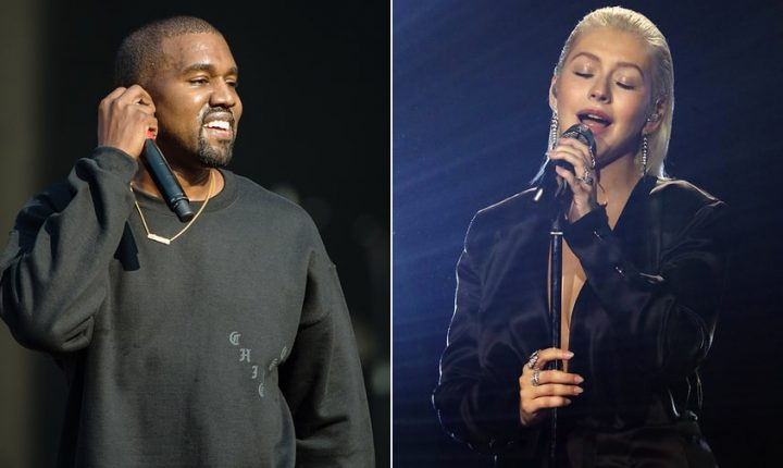 Hear Christina Aguilera's Kanye West-Produced New Song With 2 Chainz
