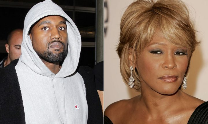 Whitney Houston's Estate 'Extremely Disappointed' by Pusha-T Album Cover