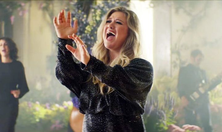 Watch Kelly Clarkson's Optimistic 'Meaning of Life' Video