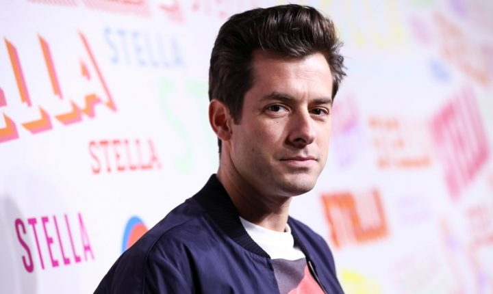 Mark Ronson Talks Teenage Panic Attacks for Mental Health Awareness Month
