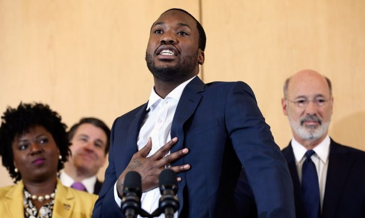 Watch Meek Mill Talk Hiding Opioid Addiction, 'Life-Changing' Rehab