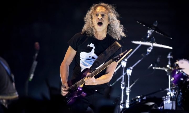 Metallica's Kirk Hammett: 'We're Still Right' About Suing Napster