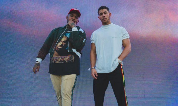 Watch Nick Jonas, Mustard Soundtrack Torrid Love Affair in 'Anywhere' Video