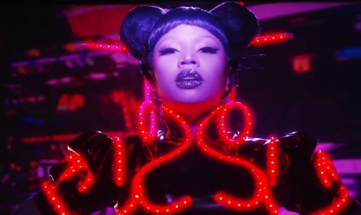 Watch Nicki Minaj's Vivid 'Chun-Li,' 'Barbie Tingz' Videos