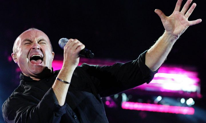 Flashback: Phil Collins Says 'Farewell' on 2005 Tour