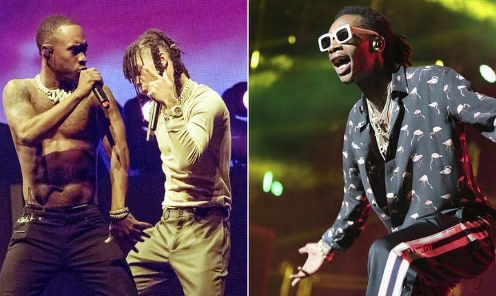 Wiz Khalifa, Rae Sremmurd Plot Co-Headlining 'Dazed & Blazed' Tour