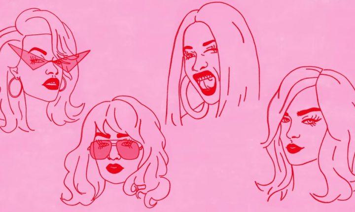 Hear Rita Ora, Cardi B, Charli XCX, Bebe Rexha's New Squad Anthem, 'Girls'