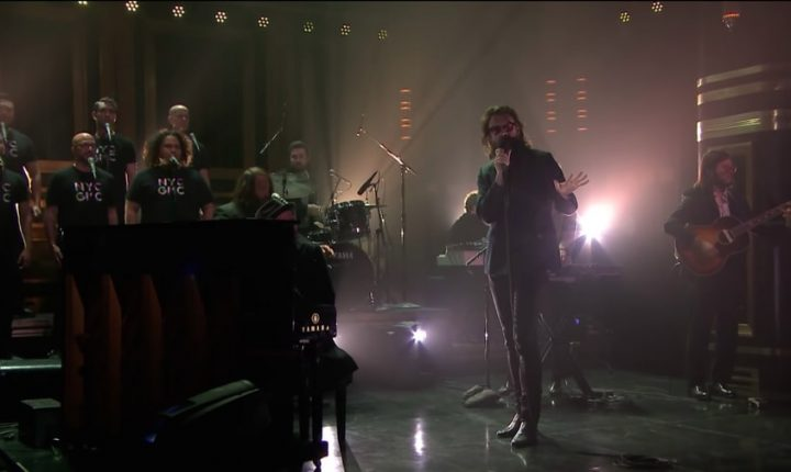 Father John Misty Brings Bad Behavior Anthem, 'Mr. Tillman,' to 'Fallon'